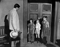 To Kill A Mockingbird Movie Still -