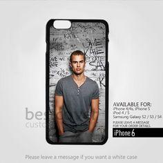 AJ 4357 Theo James Divergent Design for iPhone 6 Case