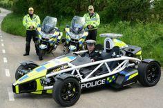 Ariel Atom UK police