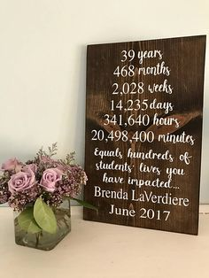 Retirement Gift Military separation gift teacher – My CMS Military Retirement Parties, Teacher Retirement Parties, Retirement Celebration, Retirement Party Decorations, Retirement Quotes, Retirement Cards, Retirement Ideas, Teacher Appreciation, Principal Gifts