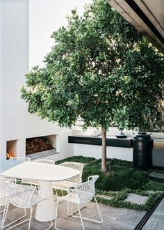 Does your outdoor area get neglected during the colder winter months Be inspired by this gallery of 10 winter ready outdoor spaces to make some quick and easy adjustments.