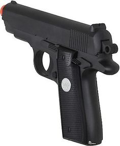 cool New 6.5 FULL METAL Spring G2 Heavy Airsoft Pistol Hand Gun 235 FPS w 6mm BB - For Sale Check more at http://shipperscentral.com/wp/product/new-6-5-full-metal-spring-g2-heavy-airsoft-pistol-hand-gun-235-fps-w-6mm-bb-for-sale/