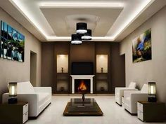 30 cool simple living room ceiling designs interior design rh pinterest com