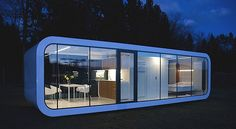 Häuser in Container-Bauweise von Coodo   KlonBlog