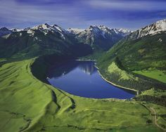 Wallowa Lake / Oregon *  There are so many places I don't even know about in my hometown!