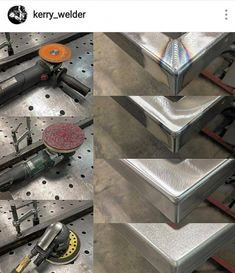 You can find out a lot about welding in a couple of hours. Verify right angles with a tool like a carpenter's square before you begin welding. Flux-cored welding employs wire that's made specifically for use with or without shielding… Continue Reading →