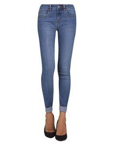 SuiteBlanco- Jeans super skinny medium rise