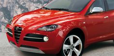 New Alfa SUV will likely be styled after 2003′s Kamal Concept