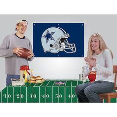 Party Animal Dallas Cowboys Party Decorating Kit - NFLShop.com