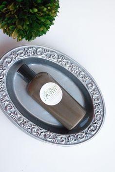 Bentonite Clay Clarifying Shampoo, Liquid All Natural Handmade with Apple Cider Vinegar and Argan Oil