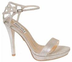 Amazon.com: Badgley Mischka Viveka Evening Shoes: Shoes