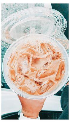 Comida Do Starbucks, Bebidas Do Starbucks, Starbucks Drinks, Starbucks Coffee, Aesthetic Coffee, Orange Aesthetic, Aesthetic Food, Simple Aesthetic, Cute Food