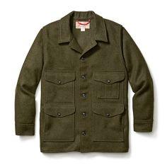 Mackinaw Cruiser SF- I want to steal Pelham's coat