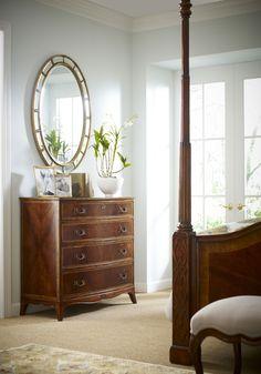 Jonathan Charles Fine Furniture, Buckingham Collection, Bedroom