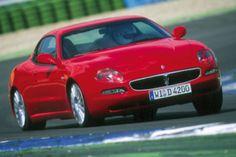 Maserati 4200 GT, Frontansicht