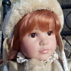 GOTZ DOLL ISABELL 23 INCHES TALL BY SISSEL B SKILLE 2001