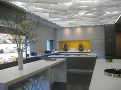 Architectural | Ceiling Systems | Atmosphera Lotus by ARKTURA - New York, NY