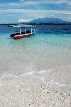 gili trawangan boat - Lombok, Bali
