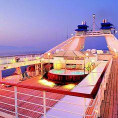 Start your night off right | Windstar Cruises http://windstarcruises.com/
