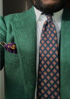 I need more ties