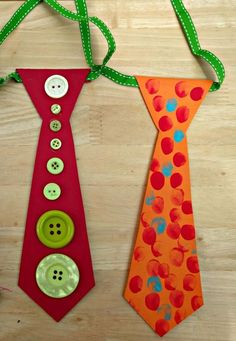 3 Father's Day Projects for Kids