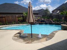 Cobalt Custom Pools   (Photo Gallery Page)   Houston, Texas Pool Builder  