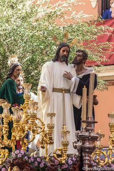 Lunes Santo. Nuestro Padre Jesús de la Redención.