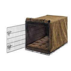 Bowsers Lux Crate Cover - http://www.thepuppy.org/bowsers-lux-crate-cover-15/