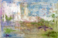 Artist Jenny King   Artist Jenny King abstract beautiful painting