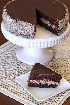 gluten free vegan chocolate hazelnut torte