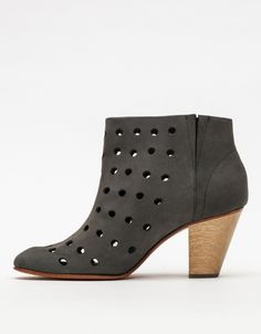 d797e67d8648 Dazze in Charcoal Perforated -Rachel Comey via Need Supply Need Supply Co