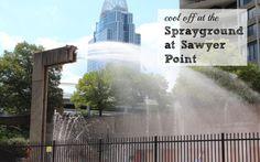 sawyer point water playground