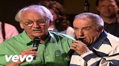 """Music Video: """"The Old Country Church [Live]"""" by Bill & Gloria Gaither on Gaither Gospel, Gaither Vocal Band, Gaither Homecoming, Southern Gospel Music, Sing To The Lord, Old Country Churches, Mountain Music, Christian Music Videos, Singer"""