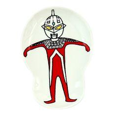 小倉陶器 ウルトラモンスターズコレクション 小皿 ウルトラセブン U-158