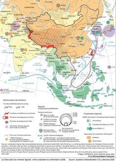 La Chine dans son contexte régional : entre confrontation et coopération (2008)