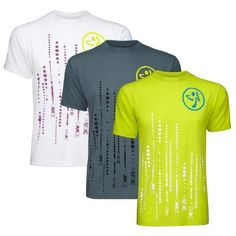 Zumba Fitness Slash O Rama T-Shirt (Zumba Green) Zumba Fitness,http://www.amazon.com/dp/B00G3K6MDK/ref=cm_sw_r_pi_dp_.-entb0V2Y1GRY0X