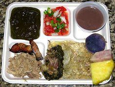 Hawaiian Food...