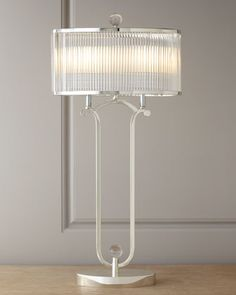 """""""Metro"""" Crystal Lamp by John-Richard Collection 
