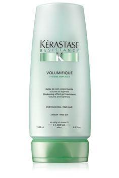 hairbodyproducts.com FREE DELIVERY BEST PRICES ONLINE HAIRBODYPRODUCTS.COM │ KÉRASTASE RÉSISTANCE GELÉE VOLUMIFIQUE