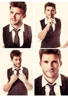 Doesn't get much sexier than Scott Eastwood. Js. ❤
