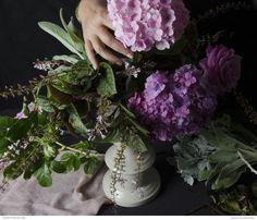 DIY bold botanicals! Floral Decorations: Hanli Smuts | Photography: Lulia Photography | Styling: Gera de Wet