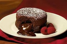 Dig into a rich and delicious Chocolate Molten Lava Cake and cue the ooey-gooey center. This Molten Lava Cake recipe makes 8 servings to savor.