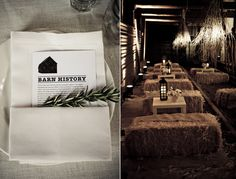 the idea is great Google Image Result for http://www.estateweddingsandevents.com/wp-content/uploads/2012/03/rustic-barn-history-and-charm.bmp