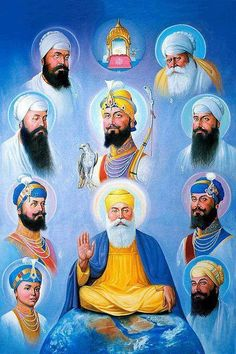 The Sikh Gurus  | Sikhpoint.com: