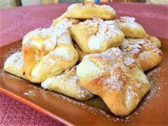 Recept na křehké tvarohové šátečky - Prima inspirace French Toast, Breakfast, Morning Coffee