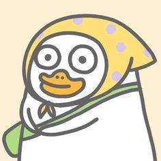 Duck Cartoon, Cartoon Memes, Cartoon Pics, Cartoon Ideas, Cartoons, Avatar, Duck Illustration, Funny Duck, Fan Anime