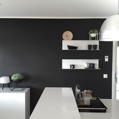 Ikea 'Botkyrka' wall shelf @sk.interior