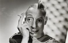 """John Stezaker, """" Muse """" colagens irreverentes. Usa retratos fotográficos dos anos 50 de homens de fato e estrelas de hollywood. Recorta e faz fotomontagem dos dois retratos em postais de paisagens e com outros rostos , tem o efeito do estranho ."""