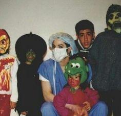 MJ WITH CASCIO'S FAMILY