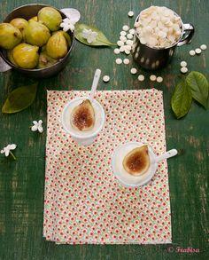 La cocina de Frabisa: MOUSSE DE CHOCOLATE BLANCO- (Para engordar)